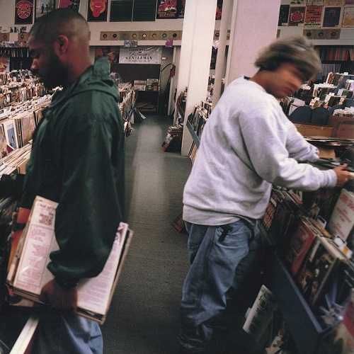 Dj Shadow – Endtroducing…