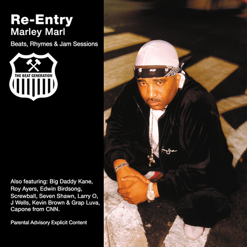 Marley Marl – Re-Entry