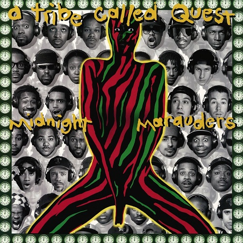 A Tribe Called Quest – Midnight Marauders