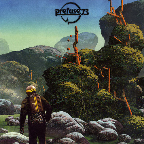 Prefuse 73 – Everything She Touched Turned Ampexian