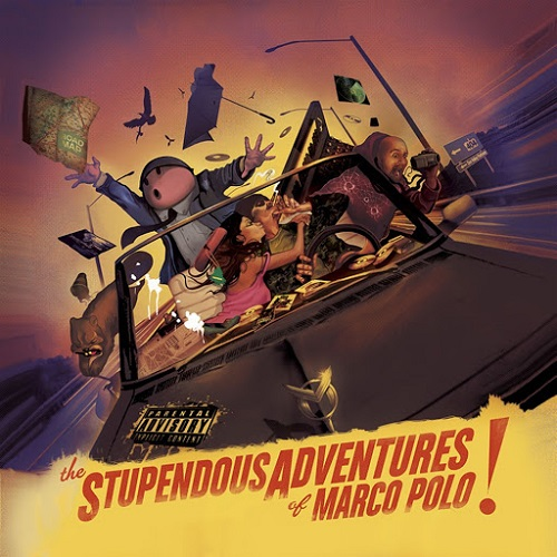 Marco Polo – The Stupendous Adventures Of Marco Polo