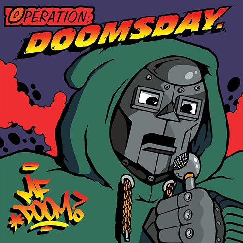 MF Doom – Operation: Doomsday/Operation: Doomsday (2CD Lunchbox Edition)