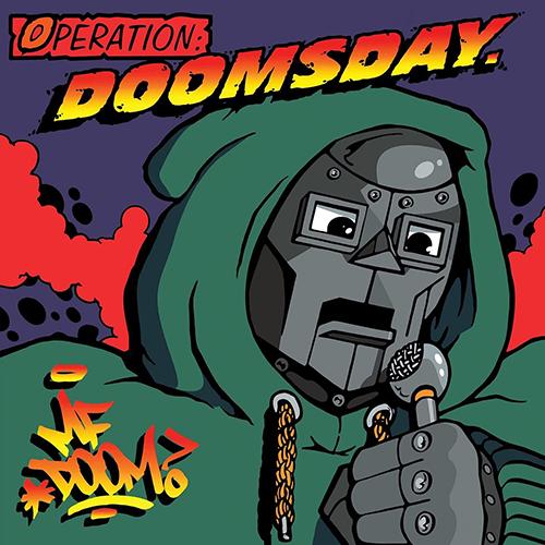 MF Doom – Operation: Doomsday/Operation: Doomsday (2CD Lunchbox Edition)