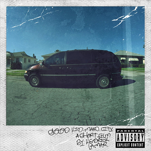 Kendrick Lamar – good kid, m.A.A.d city