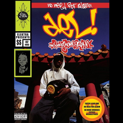 Del The Funky Homosapien – No Need For Alarm