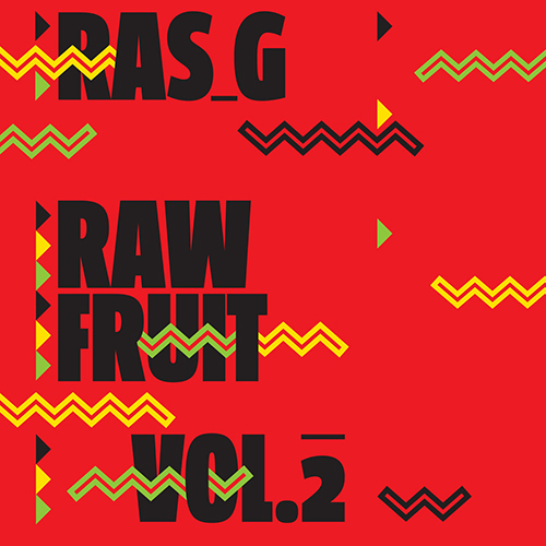 Ras_G – Raw Fruit Vol. 2