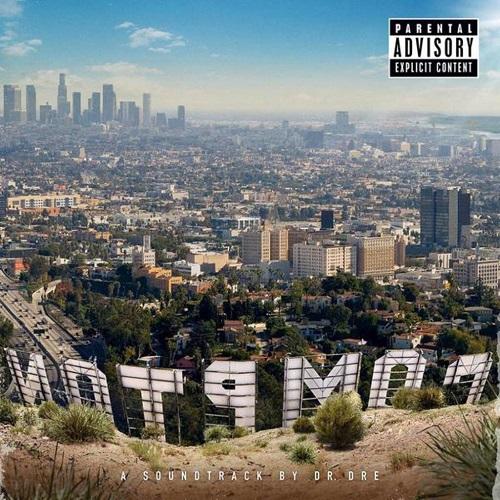 Dr. Dre – Compton: A Soundtrack By Dr. Dre