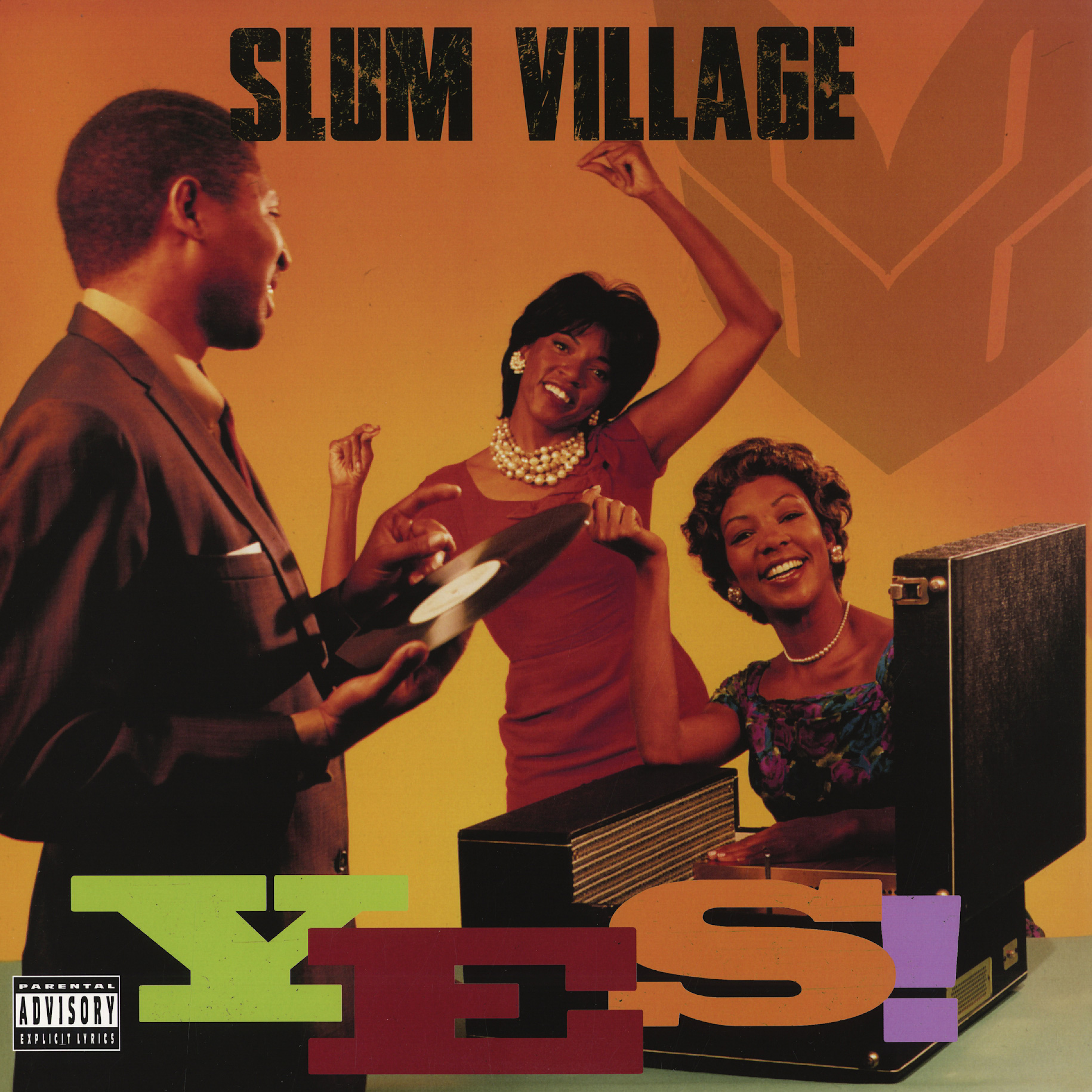 Slum Village – Yes!