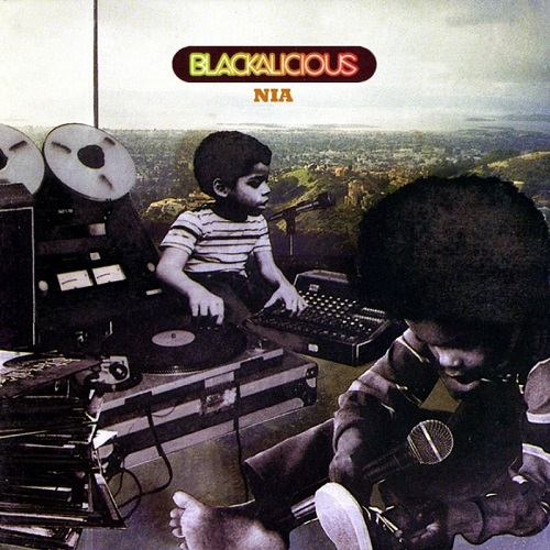 Blackalicious – NIA