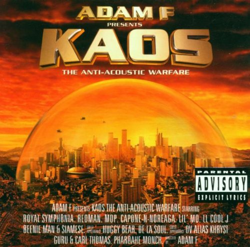 Adam F – Kaos: The Anti-Acoustic Warfare