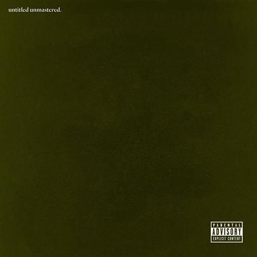 Kendrick Lamar – untitled unmastered.
