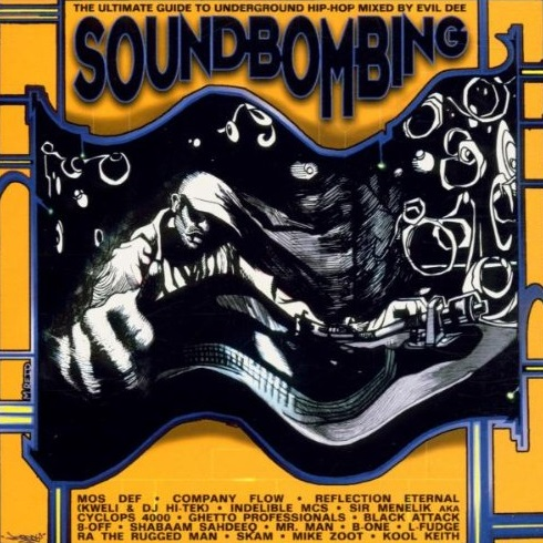 AA.VV. – Rawkus Presents Soundbombing
