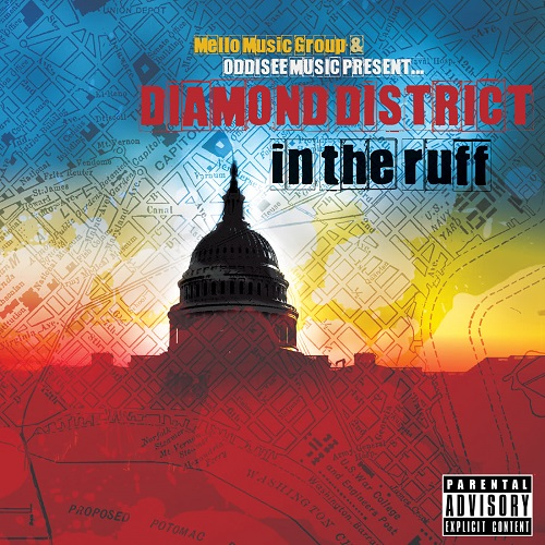"""In The Ruff"" dei Diamond District torna disponibile in vinile"
