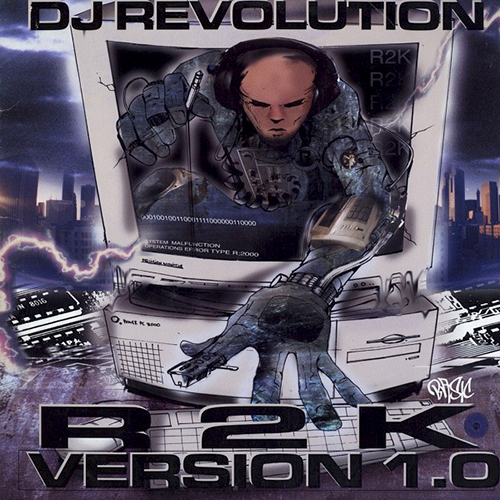 Dj Revolution – R2K Version 1.0