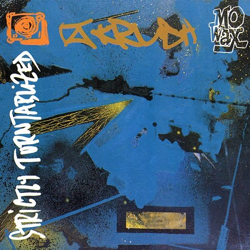 Dj Krush – Strictly Turntablized