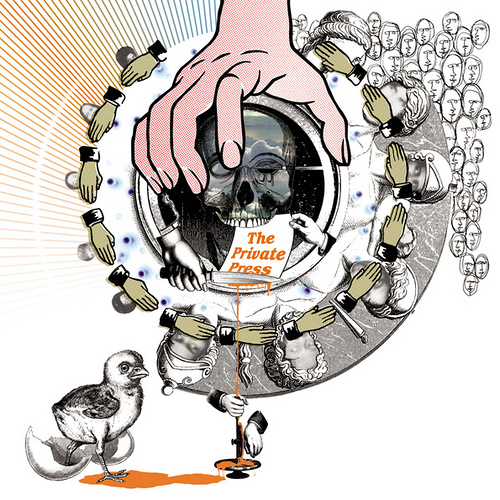 Dj Shadow – The Private Press