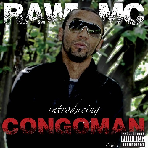 Rawl MC – Introducing Congoman