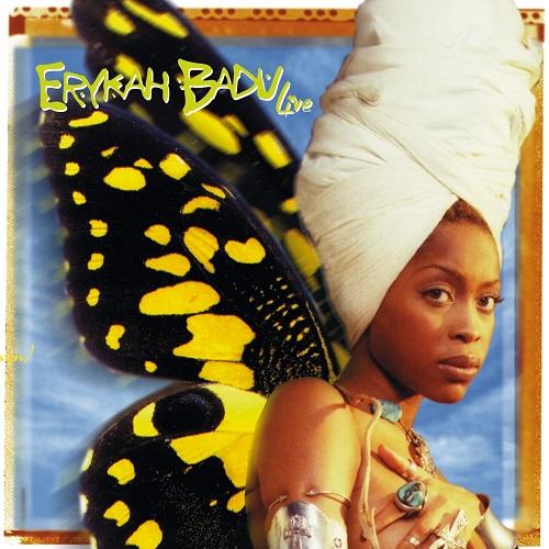 Erykah Badu – Live