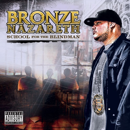 Bronze Nazareth – School For The Blindman
