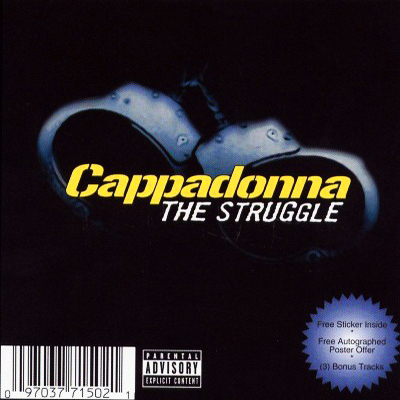 Cappadonna – The Struggle