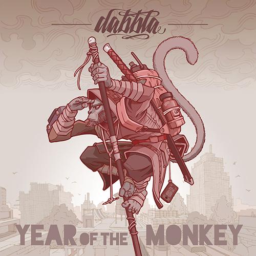 Dabbla – Year Of The Monkey