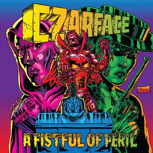 Czarface – A Fistful Of Peril