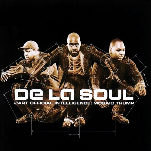 De La Soul – Art Official Intelligence: Mosaic Thump