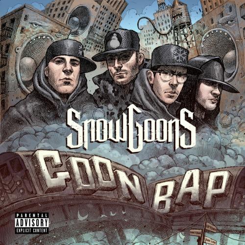 Snowgoons – Cypher God