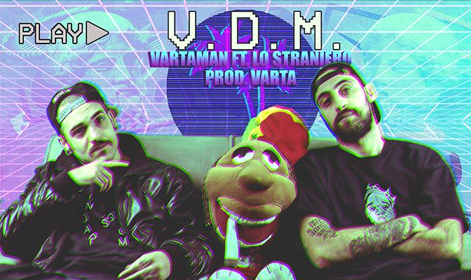 Varta feat. Lo Straniero – V.D.M.