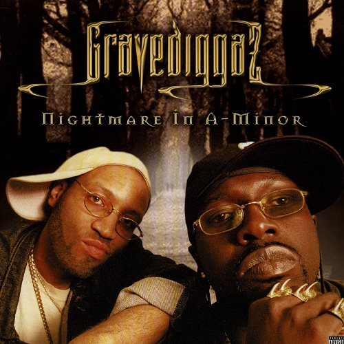 Gravediggaz – Nightmare In A-Minor