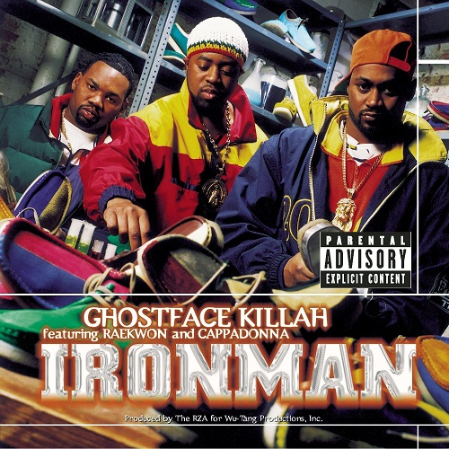 Ghostface Killah – Ironman