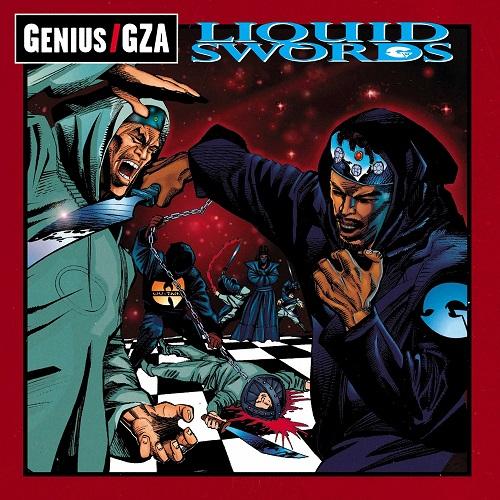 GZA/Genius – Liquid Swords