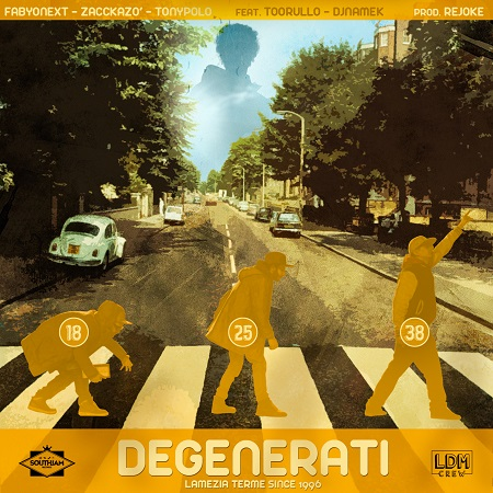 Degenerati – Degenerati (free download)