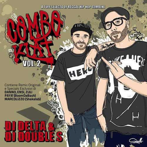 Dj Delta & Dj Double S – ComboKlat vol. 2 (free download)