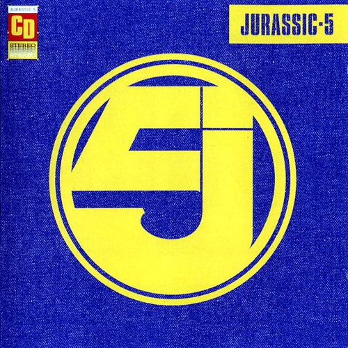 Jurassic 5 – J5LP/J5 Deluxe Re-Issue