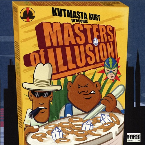 Kutmasta Kurt – Masters Of Illusion