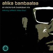 Afrika Bambaataa – An Electro-Funk Breakdown Mix