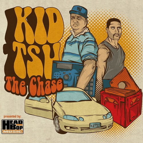Kid Tsunami – The Chase