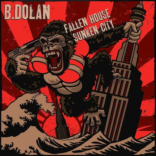 B. Dolan – Fallen House Sunken City