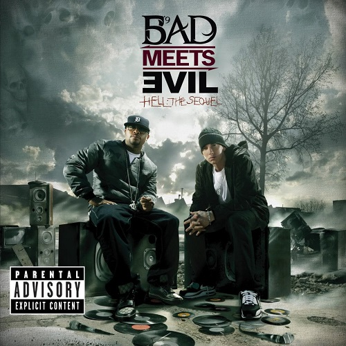 "Bad Meets Evil (Eminem and Royce Da 5'9"") – Hell: The Sequel"