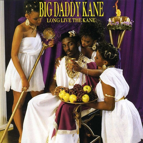 Big Daddy Kane – Long Live The Kane