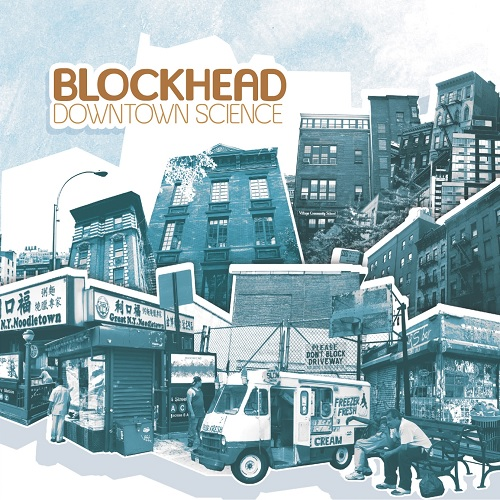 Blockhead – Downtown Science