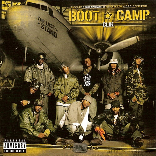 Boot Camp Clik – The Last Stand