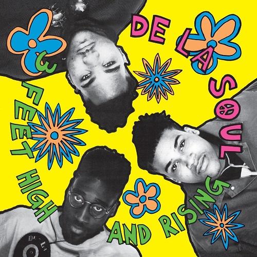 De La Soul – 3 Feet High And Rising