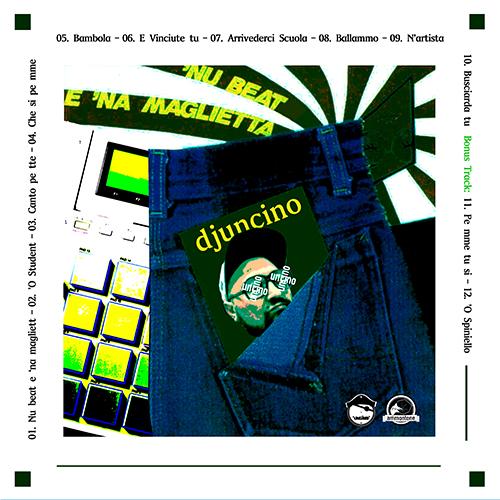 Dj Uncino – Nu beat e na maglietta (free download)
