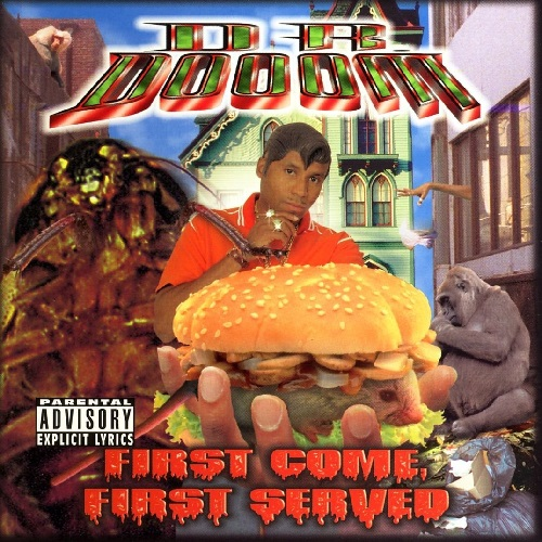 Dr. Dooom – First Come, First Served
