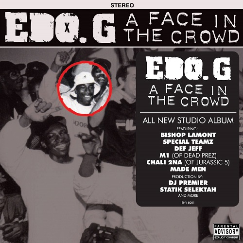 Edo. G – A Face In The Crowd