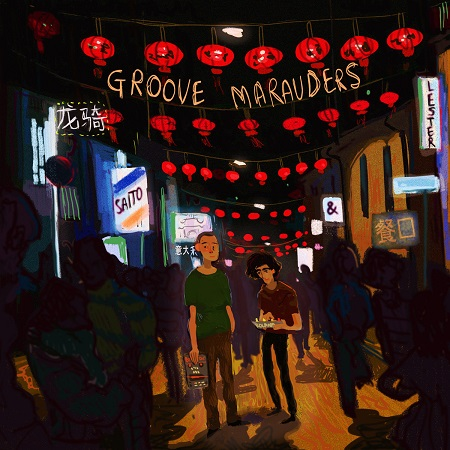 Saito e Lester Nowhere – Groove marauders