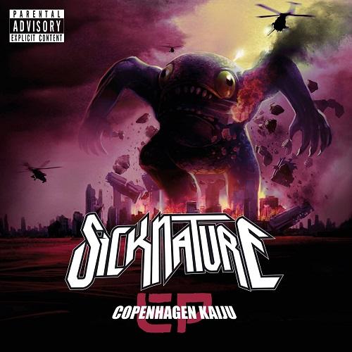 Sicknature – Copenhagen Kaiju EP (nuova uscita)