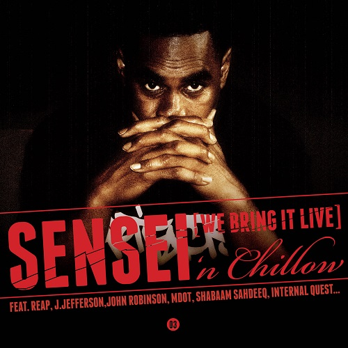 """El Da Sensei collabora col belga Chillow in """"We Bring It Live"""""""